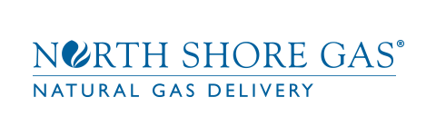 North Shore Gas logo